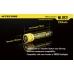 Физические размеры литиевого аккумулятора Nitecore NL-183 2300mAh