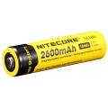Nitecore NL-186 2600mAh