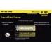 Описание встроенной системы защиты аккумулятора Nitecore NL-186 2600mAh