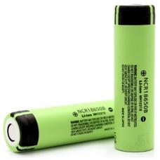Внешний вид аккумулятора с повышенной емкостью Panasonic NCR18650G 3600мАч