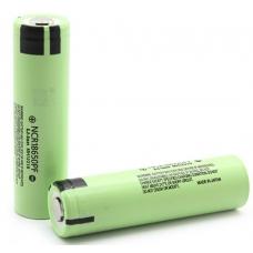 Внешний вид аккумулятора с повышенной емкостью Panasonic NCR18650PF 2900мАч