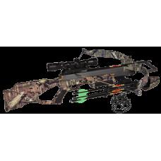 Арбалет Excalibur Matrix 330 для охоты и развлекательной стрельбы с оптикой и болтами в комплекте
