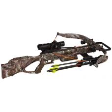 Компактный арбалет для охоты Excalibur Matrix 380 Blackout в камуфляже