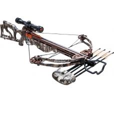 Арбалет Interloper Легат - мощный блочный арбалет винтовочного типа