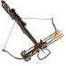 Рекурсивный арбалет Interloper Мангуст с кивером и стрелами