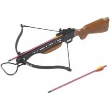 Рекурсивный арбалет Man Kung MK-150A1 с винтовочной ложей