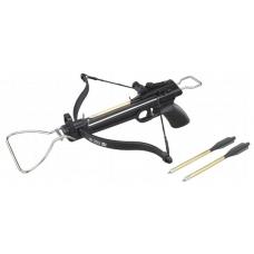 Арбалет Man Kung MK-80A1 с пистолетной ложей черного цвета
