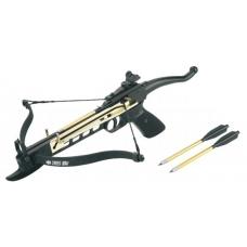 Пистолет-арбалет для развлекательной стрельбы с стрелами