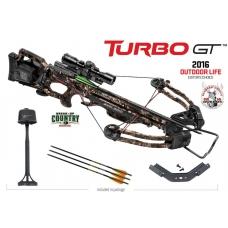 Блочный арбалет TEN POINT Turbo GT с комплектом стрел