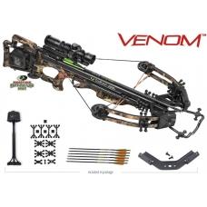 Блочный арбалет TEN POINT Venom с комплектными аксессуарами