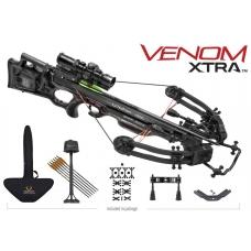 Блочный арбалет TEN POINT Venom Xtra с комплектными аксессуарами