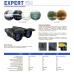 Описание профессионального бинокля Pulsar Expert VM 8x40