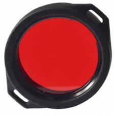 Светофильтр Armytek красного цвета для фонарей Armytek Predator или Viking