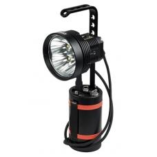 Сверхмощный фонарь на 15000 люмен для подводной охоты