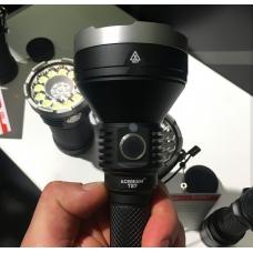 Невероятно яркий поисковый фонарь Acebeam T27