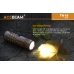 Предупреждение о разряде батареи карманного фонаря Acebeam TK16AL