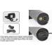 Зарядное устройство, автомобильный адаптер, магнитный коннектор поискового фонаря Acebeam X60