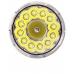 Светодиоды и отражатель поискового фонаря Acebeam X70