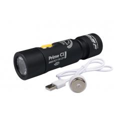 Компактный карманный фонарь с удобным управлением и высокой яркостью