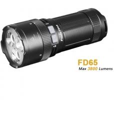 Компактный линзовый фонарь Fenix FD65