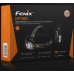 Заводская упаковка аккумуляторного налобного фонаря Fenix HP30R