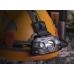 Удобное расположение налобного фонаря Fenix HP30R на каске