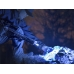 Синий свет тактического фонаря Fenix TK25R&B