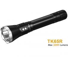 Мощный поисковый фонарь с оригинальным дизайном Fenix TK65R