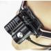 Кнопки управления налобным фонарем Ferei HL51