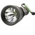Глубокий отражатель и светодиод подводного фонаря Ferei W151