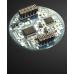 Электронная схема поискового фонаря Jetbeam DDR30-GT