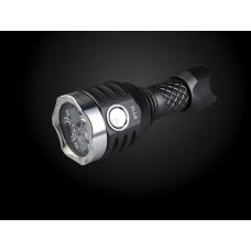 Карманный фонарик в корпусе из алюминия