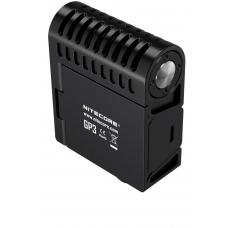 Светодиодный фонарь-подсветка Nitecore GP3 для экшен камеры