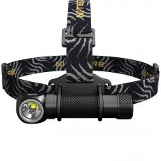 Мощный налобный фонарь Nitecore HC33