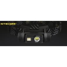 Современный наголовный фонарь Nitecore HC65