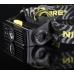 Порт зарядки в корпусе налобника Nitecore HC90