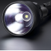 Текстурированный отражатель из алюминия и мощный светодиод тактического фонаря Nitecore MH41