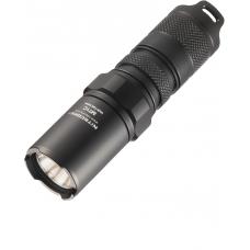 Светодиодный фонарь в черном алюминиевом корпусе с анодированием