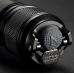 Кнопки управления режимами в торцевой части фонаря Nitecore TM03