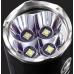 Светодиоды используемые в фонаре Nitecore TM06 и прозрачное защитное стекло