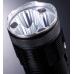 Стальная ударная кромка для защиты фонаря Nitecore TM15