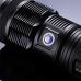 Кнопка управления ражимами яркости фонаря Nitecore TM15
