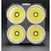 Светодиоды используемые в поисковом фонаре Nitecore TM28