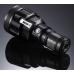 Прочный и надежный корпус поискового фонаря Nitecore TM36 Lite