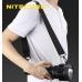 Удобный плечевой ремень для переноски поискового фонаря Nitecore TM38