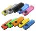 Различные цвета корпусов фонарей-брелков Nitecore Tube