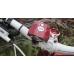 Надежная система влагозащиты от атмосферных осадков велофары Niteye B30