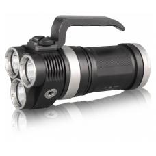 Niteye EYE30мощный поисковый фонарь в черном алюминиевом корпусе