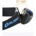 Регулировка наклона головной части фонаря Olight H04