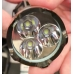 Три мощных светодиода фонаря Olight M3R Warrior